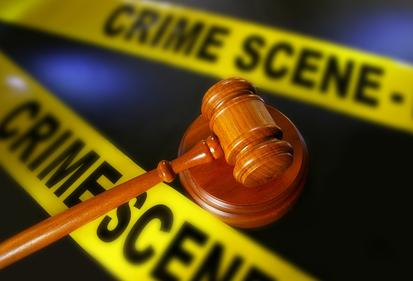 crime scene, criminal court case, federal case