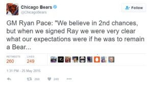 Bears Tweet 1