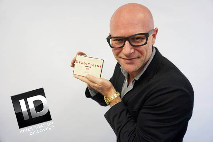 1.800.NoCuffs founding attorney, Darren Kavinoky, is the creator and host of Investigation Discovery true crime series Deadly Sins.  The show will be back for Season 6 in 2017.