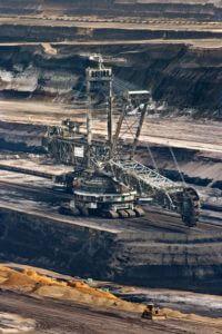 large mining rig